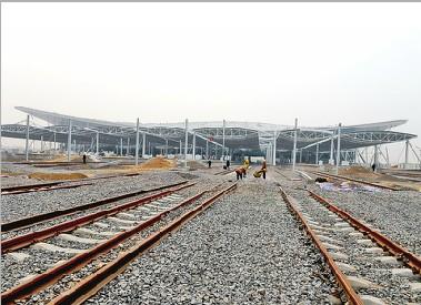青岛铁路北客站明年春运启用