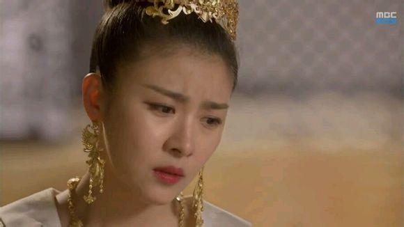 韩国古装皇后发型分享展示