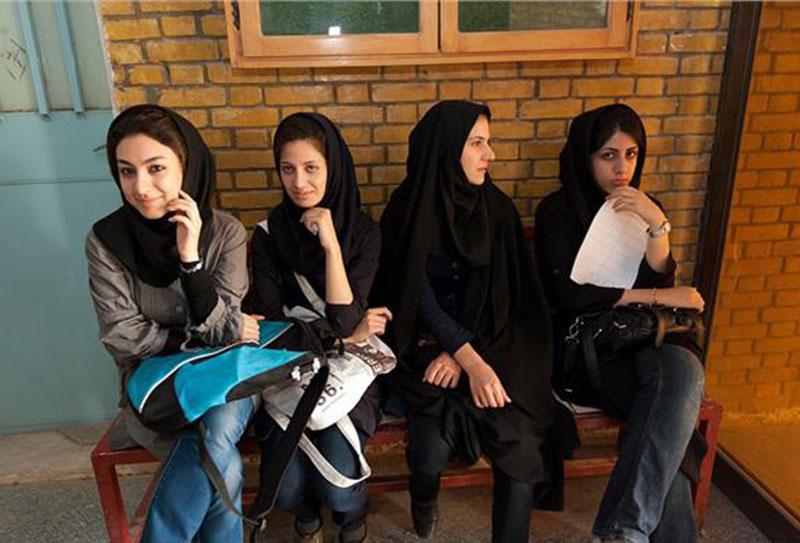 伊朗美女成灾 女子找丈夫比找工作难【2】