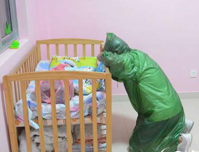 济南婴儿岛5天接收42名弃婴 将打击恶意遗弃婴儿的行为图片
