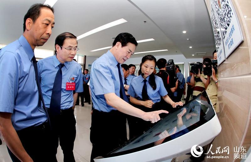 打造检察信息航母 山东全面推进检察信息化建设