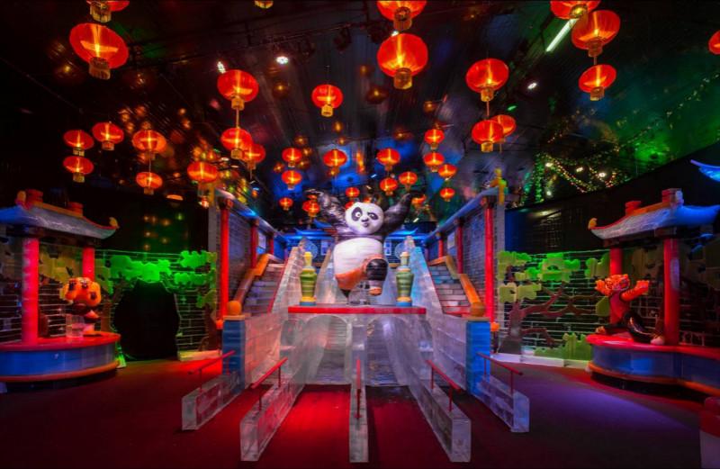 冬季到青岛西海岸新区赏冰雕 冰雪狂欢节1月29日启幕
