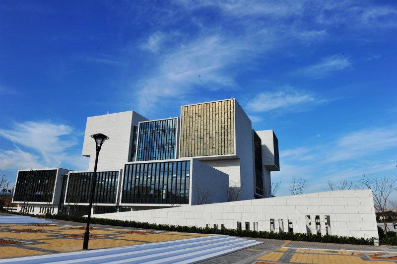 山东大学青岛校区正式启用 首批千名新生入学图片