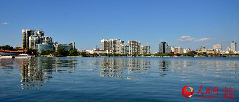 江北水城人口网-聊城 湖城相印 美轮美奂
