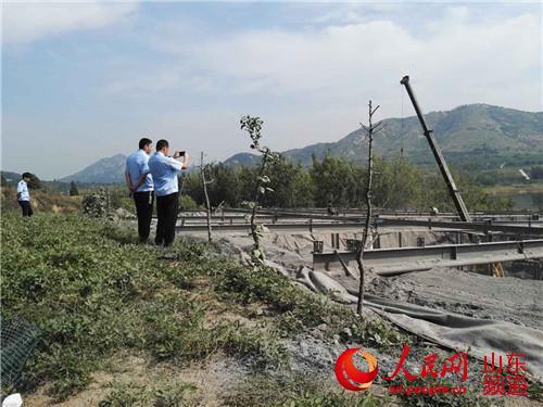 青岛西海岸新区综合行政执法局创建拆违控违工作新局面