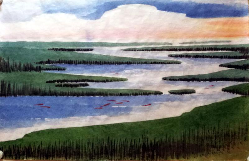 李兆顺:自然科学画的开拓者