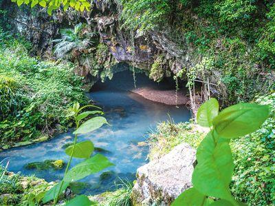 探访贵池长生洞