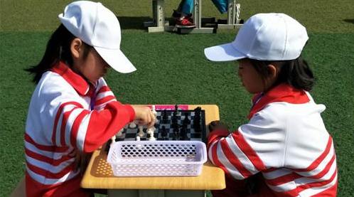 """沂源县""""实验小学杯""""国际象棋争霸赛成功举办"""