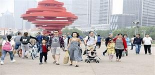 端午小长假青岛接待游客四百万人次