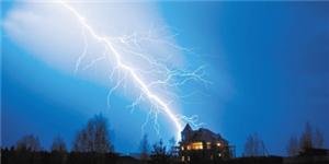 一朵中等强度雷暴云携带一座小型核电站的能量
