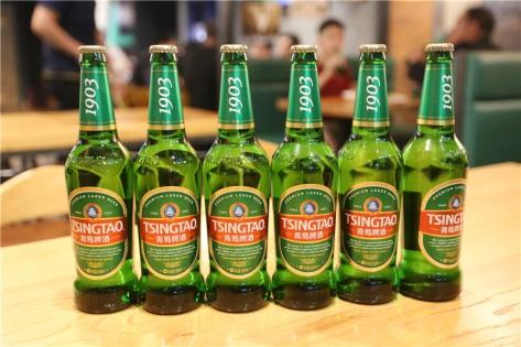 青岛啤酒经典1903焕新升级喝出夏日麦香新滋味