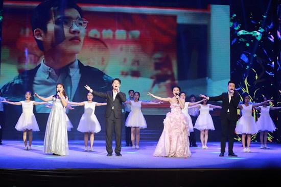中国梦 劳动美 新时代
