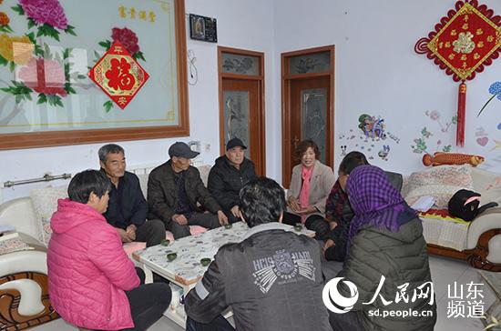 """青州邵庄镇:""""街坊议事""""让基层管理不再难"""