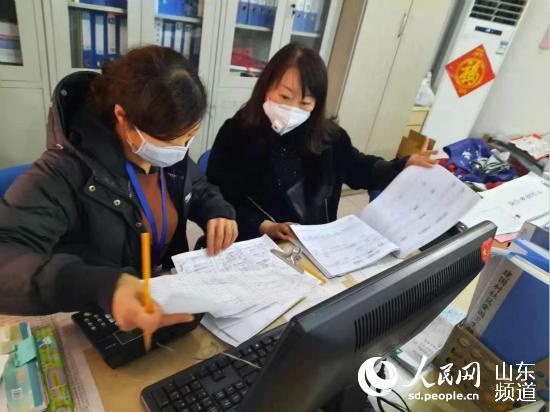山东青岛:四方街道54名教育工作者主动请缨奔赴疫情防控一线