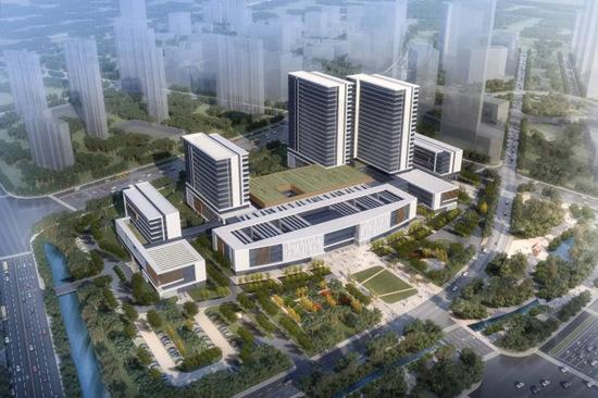 喜添三甲!树兰(济南)国际医院落户济南西部新城