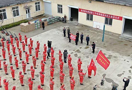 """省派烟台团省委工作组""""三项举措"""""""