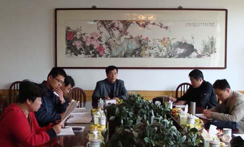 济宁市教研室领导到永丰街小学教学视导