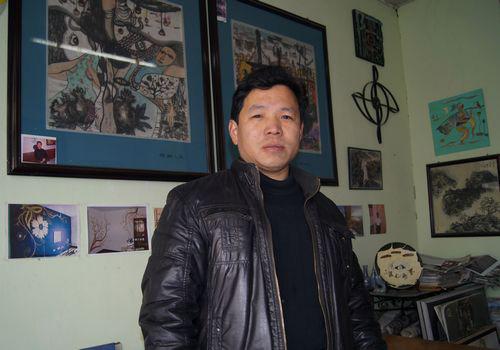 中南海保镖李壮