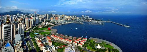 山东半岛蓝色经济区开发开放生态宜居(图)