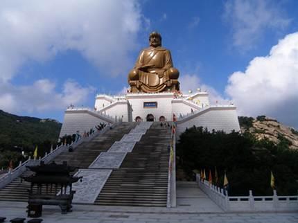 赤山大佛-野生动物园2日>休闲旅游度假;; 仙姑顶名胜风景区