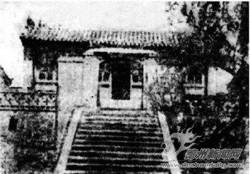 汉代大殿内部结构