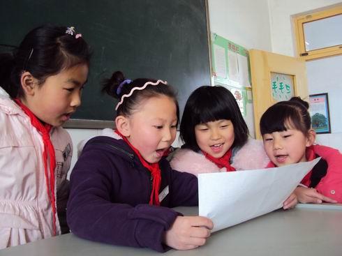利津县陈庄镇中心小学诗歌报纸v小学了班级小学语文教学图片