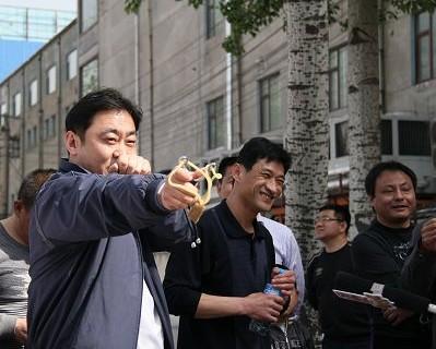 济南历城区全福邻里节童趣运动会精彩上演